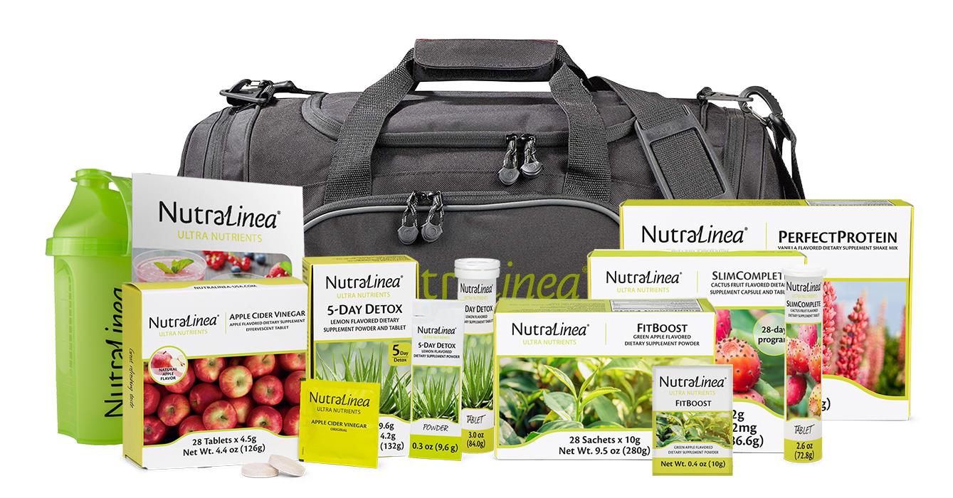 Entrenamiento de productos de NutraLinea